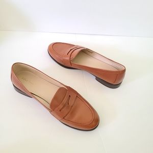 COLE HAAN pinch grand penny loafers flat